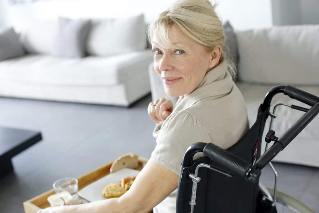 best wheelchair trays for elderly