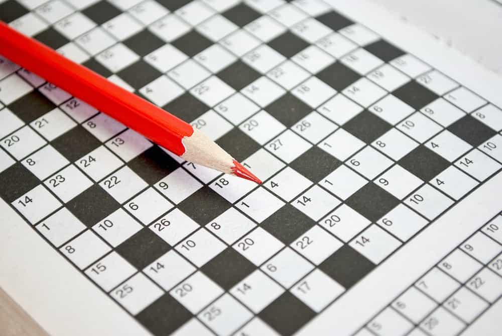 large print crossword puzzles for seniors