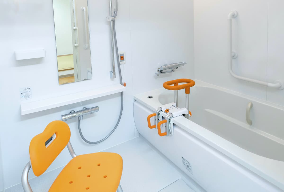 best bathtub safety rails for elderly