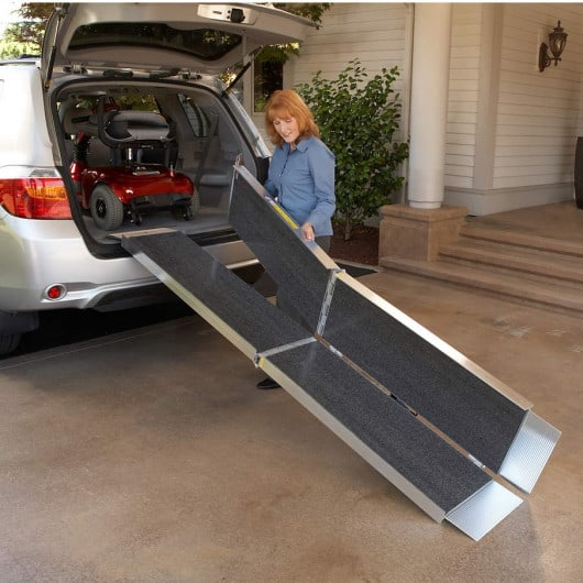 ez access wheelchair ramp