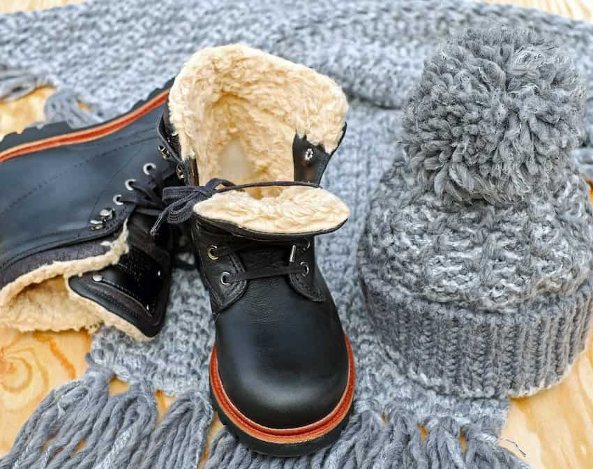 warm boots for seniors