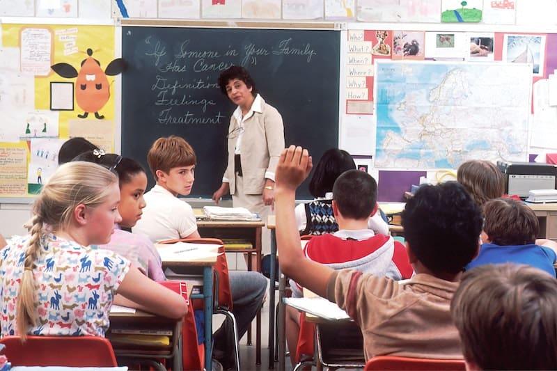 teachers aide