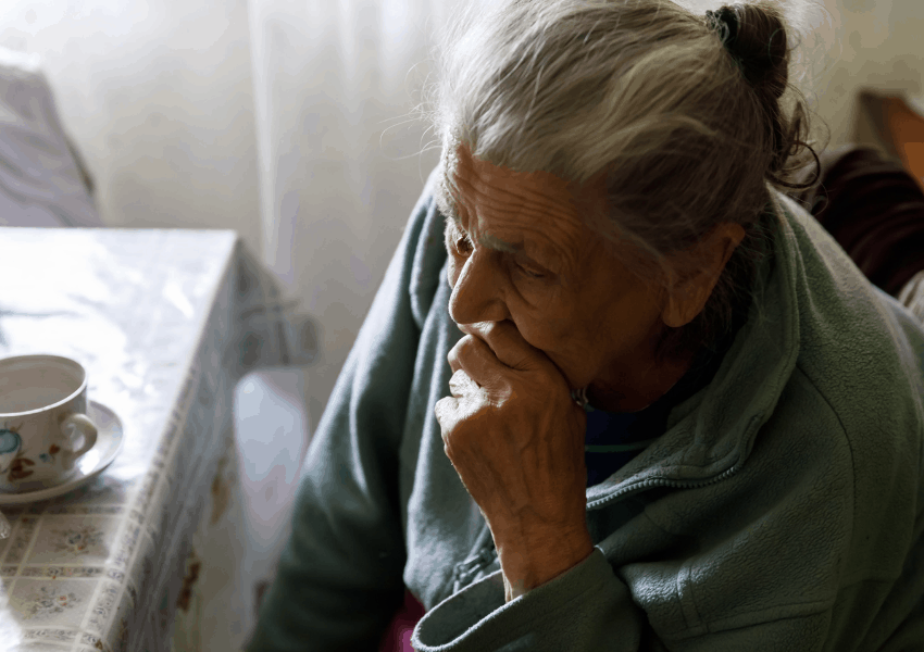 elderly isolation