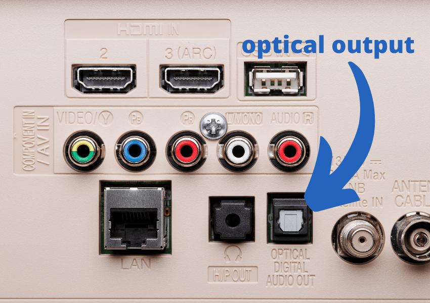 Optical Output