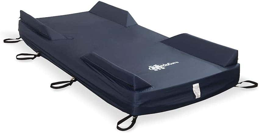 concave bed