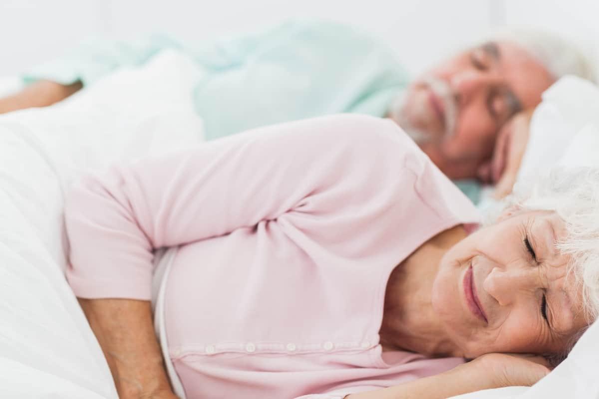 natural sleep aids for elderly seniors