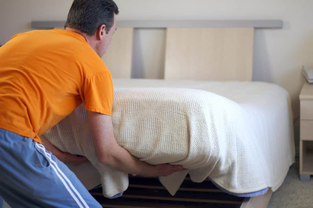 raising a bed